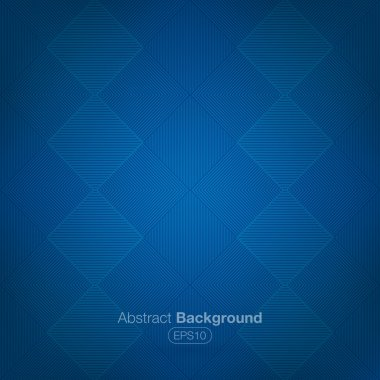 Blue tiles texture background