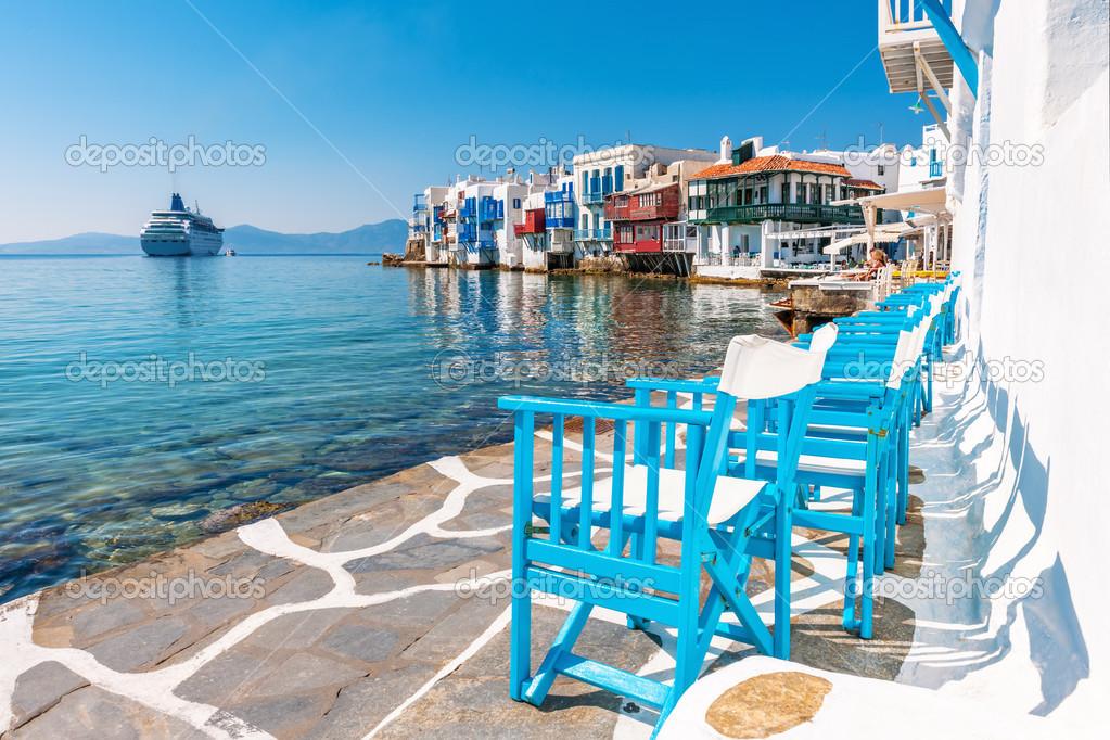 Greek Island Cruises From Venice