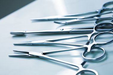 medical clamp instruments