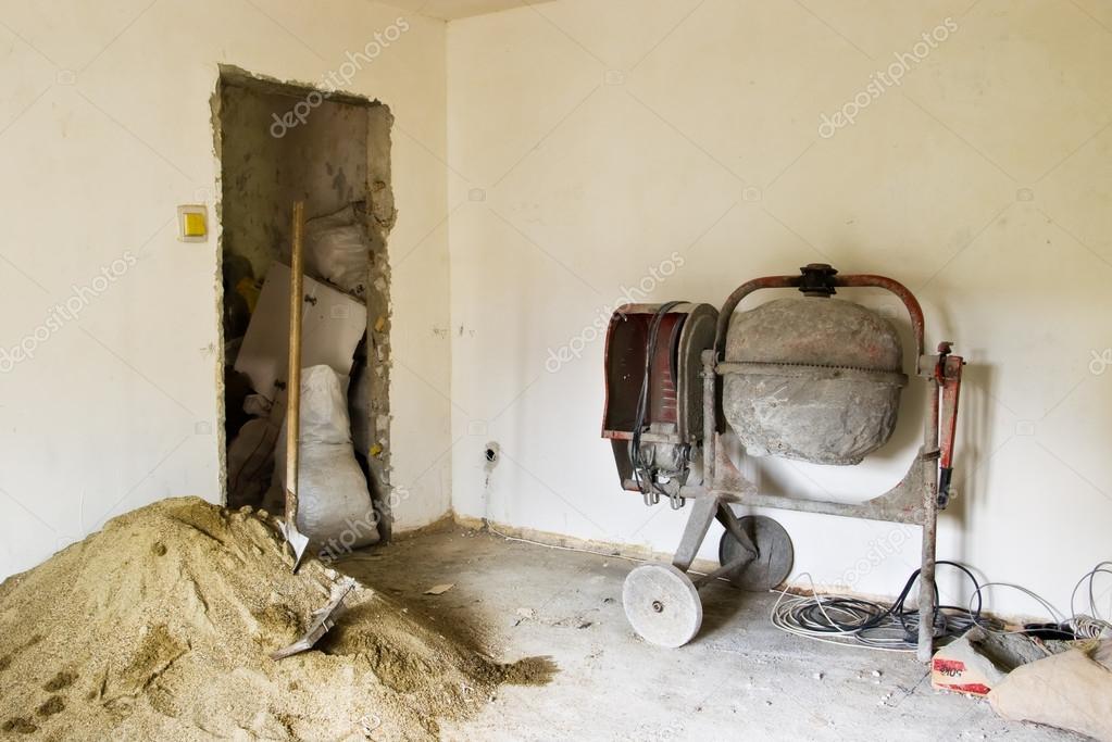 interieur renovatie — Stockfoto © mishoo #14661769