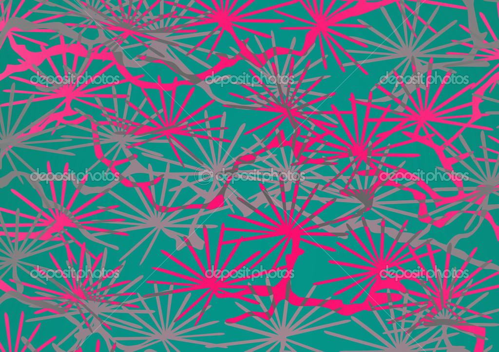 das muster der visionre bltter foto von marco11 - Grafische Muster