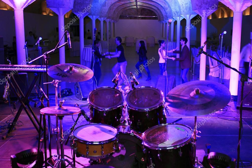 club de baile — Foto de stock © Pifagor #20500815