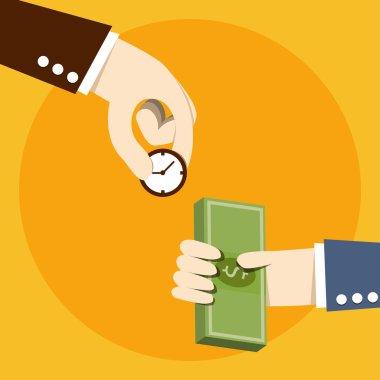Money Exchange With Idea