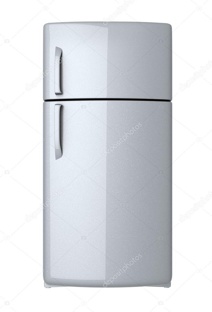 moderne Kühlschrank — Stockfoto © gl0ck #13967477