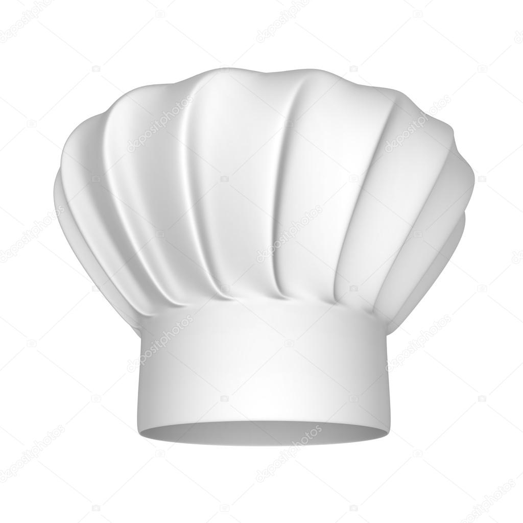 Chef white hat