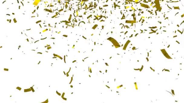 Zlatý konfety