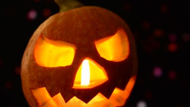 Halloween jack o lámpa