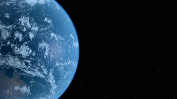 High detailed earth