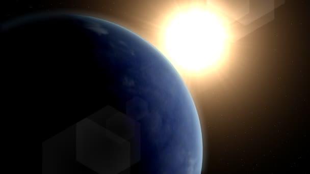 Föld és a nap