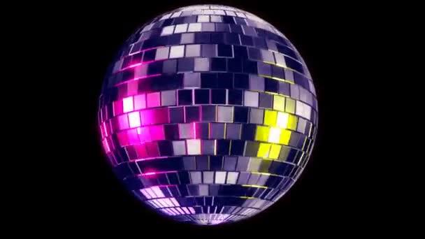 disco labda forgatás