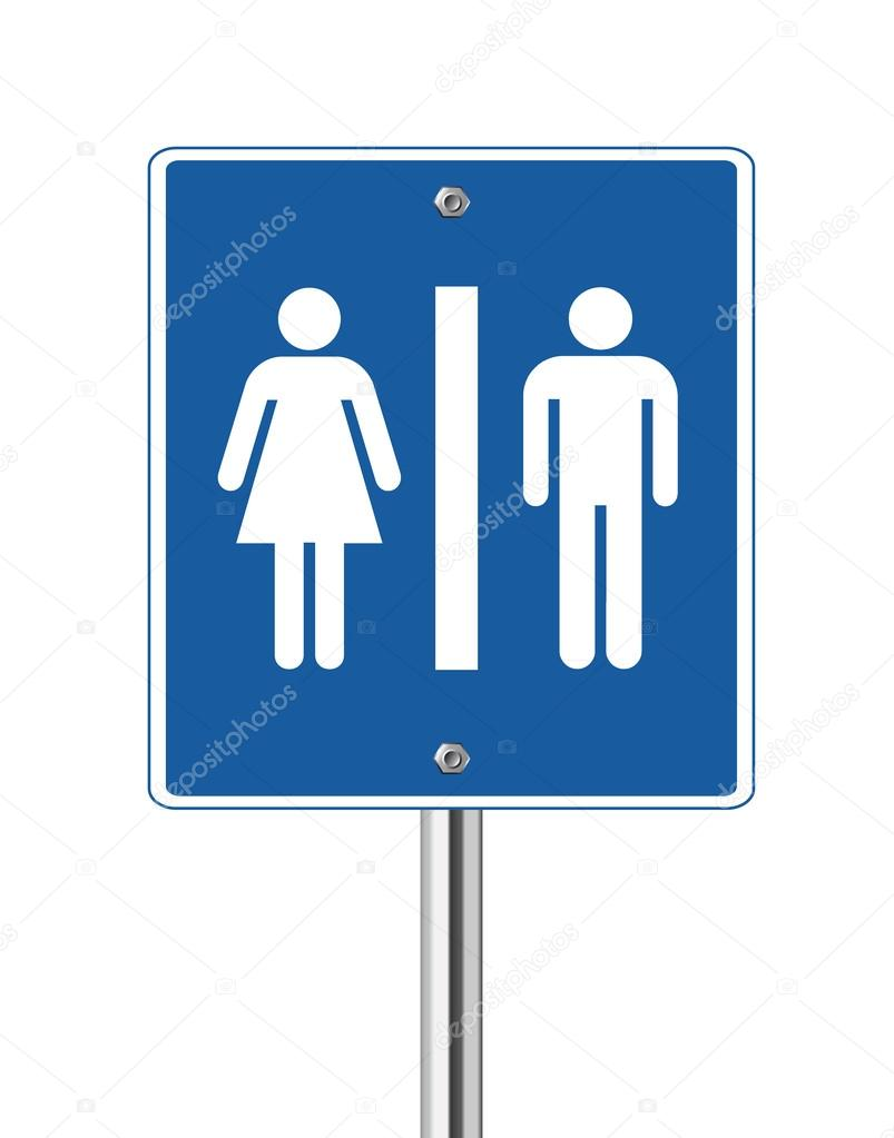 Women and men toilet sign stock vector pockygallery 24659201 women and men toilet sign stock vector biocorpaavc Choice Image