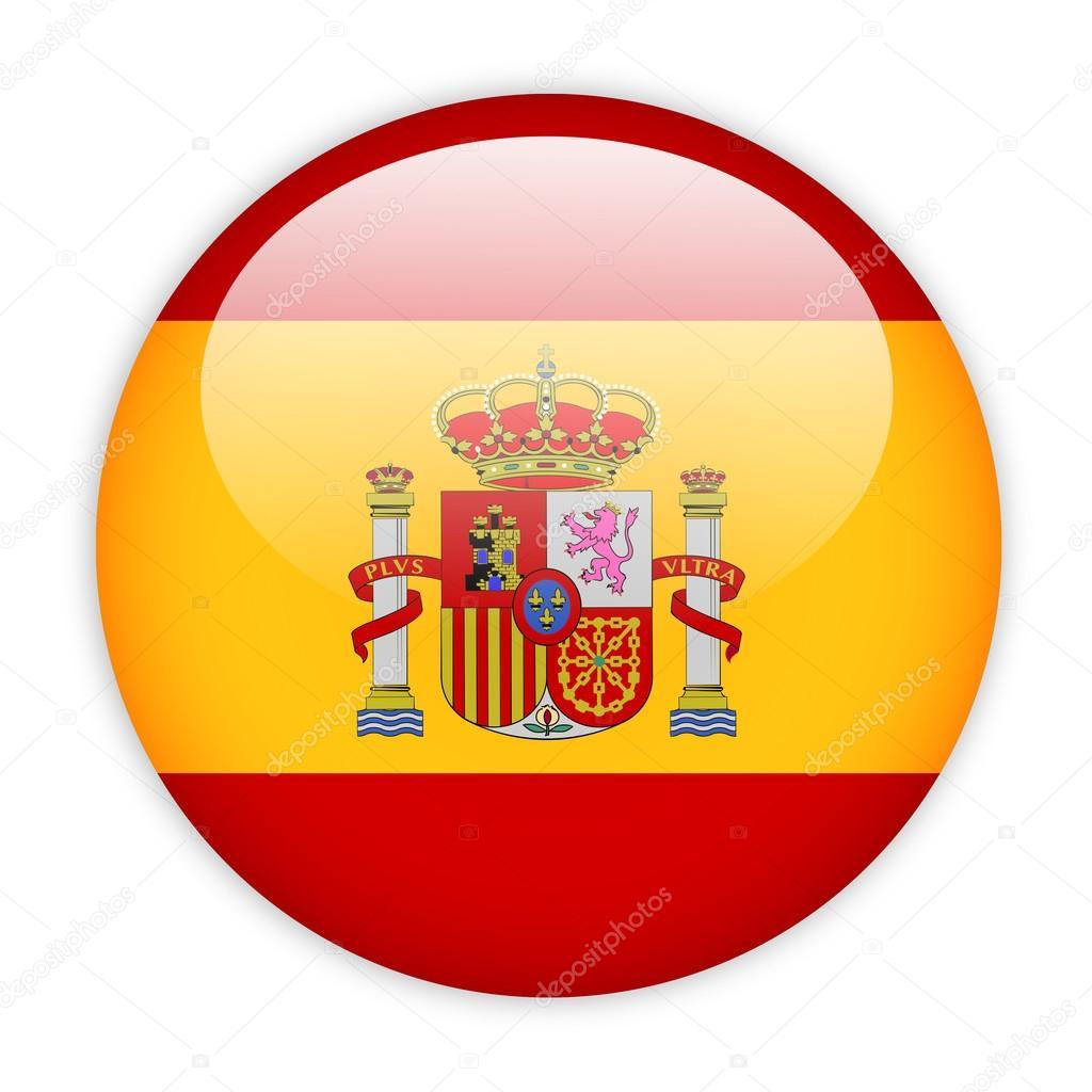 Resultado  de imagen para boton bandera españa
