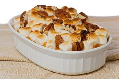 Sweet Potato with Marshmallows