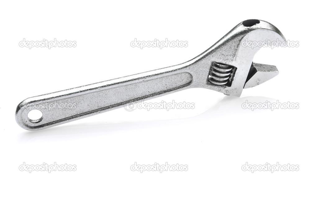Monkey Wrench Stockfoto Thawats 40265367