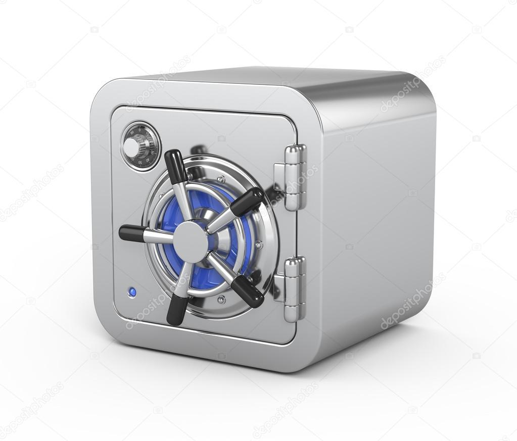 Security metal safe