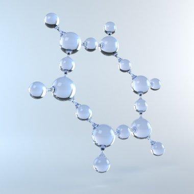 Molecule of Water
