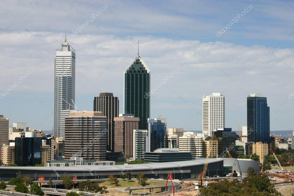 Perth australia occidental — Fotos de Stock © jeayesy #46139619