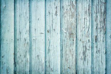 Old wooden painted background
