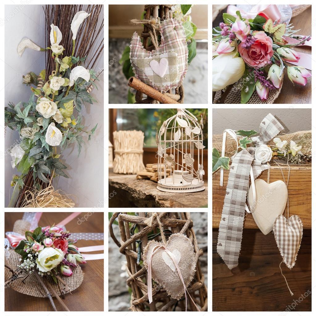 collage para el hogar u foto de stock