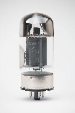 Kinkless or Beam Power Tetrode Vacuum Tube. KT88, 6550