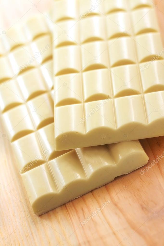 Пористый белый шоколад картинка