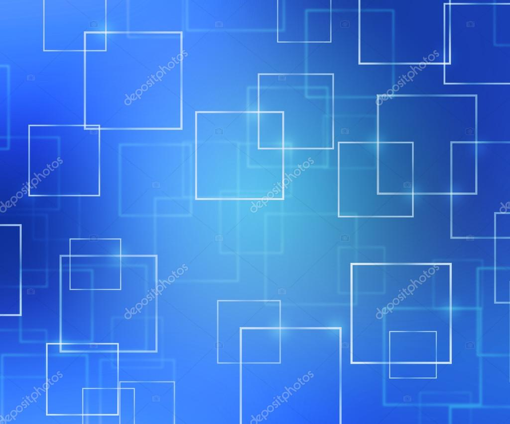 Fondo azul cuadros abstractos fotos de stock for Imagenes de cuadros abstractos para colorear