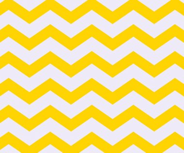 Yellow Chevron Texture