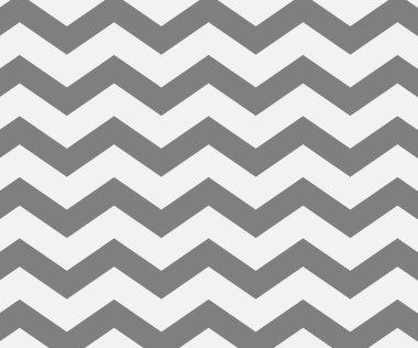 Gray Chevron Texture