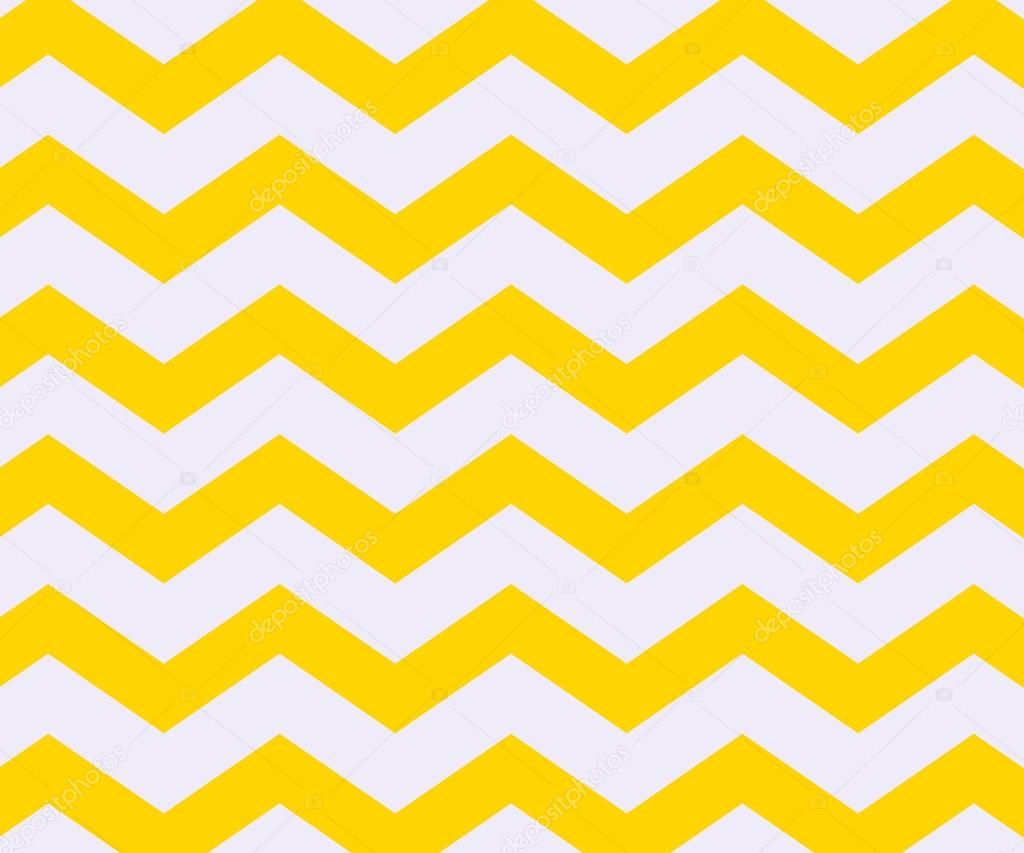 Yellow Chevron Texture