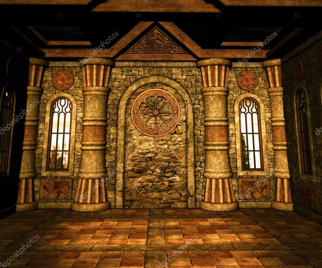 Castle room background - View Of A Castle Room Background Photo By Backgroundstor