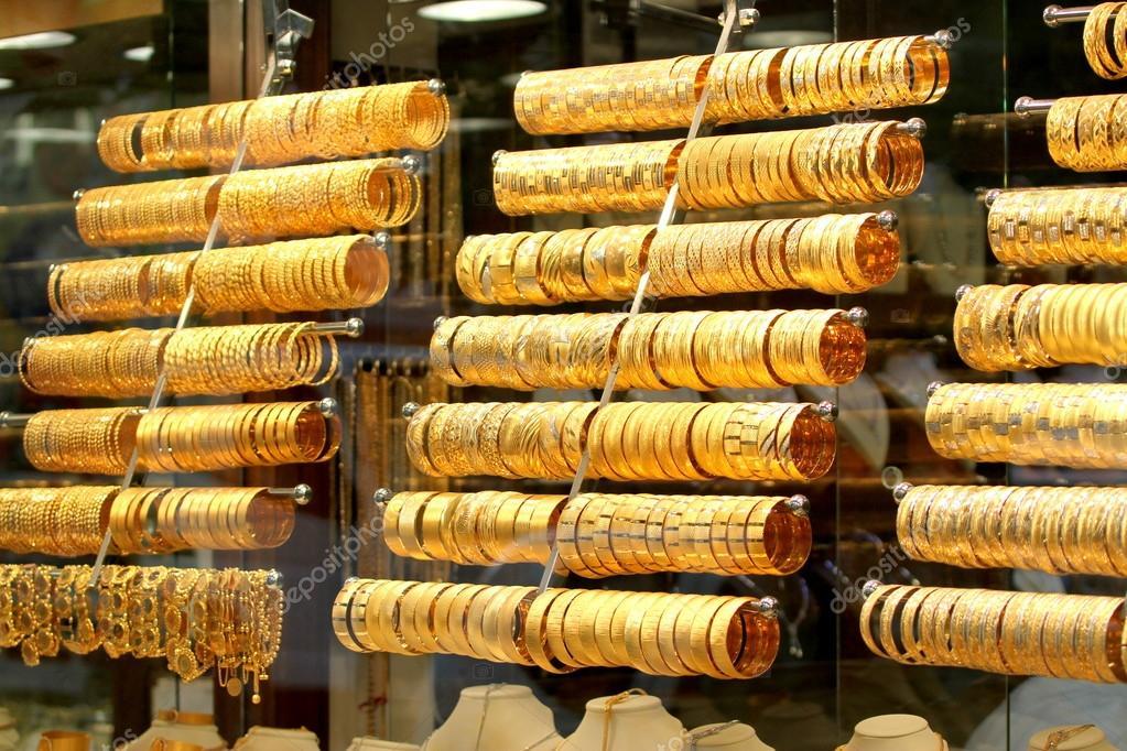 Turkish gold bracelet shop