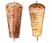 Fotografie tureckého kebabu