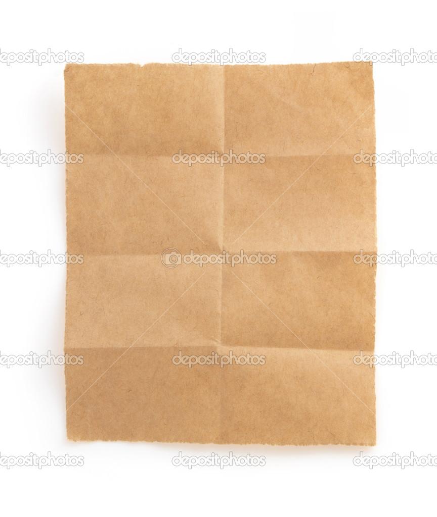 folded note paper stock photo seregam 41779761