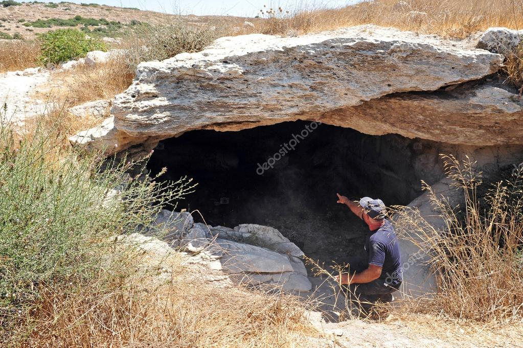Travel Photos of Israel - Amatzia Caves