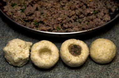 Middle Eastern cuisine - Kubbeh matfuniya