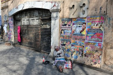 Poverty and unemployment in Mexico City