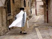 MEA shearim szomszédságában Jeruzsálem Izrael.