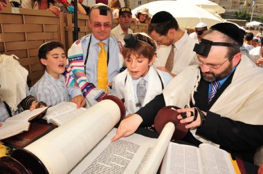 Bar Mitzvah - Jewish coming of age ritual