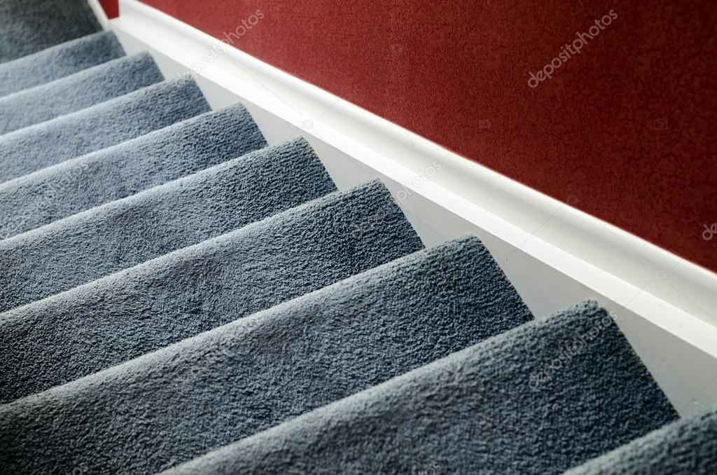 Trap met tapijt u2014 stockfoto © lucidwaters #24851613