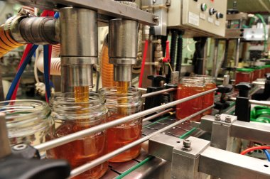 Honey Factory - Production line