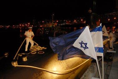 Israeli Navy - Israeli Submarine