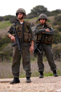 Israel Border Police