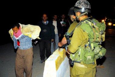Israeli checkpoint