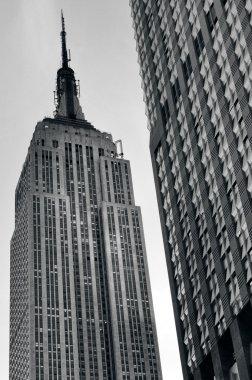 Empire State Building in Manhattan New York