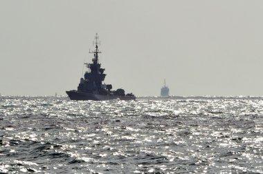 Israel Navy - Sa'ar 5 class missile сorvette