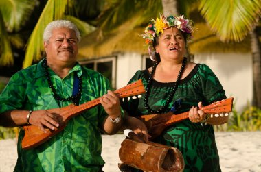 Polynesian Pacific Island Tahitian Music