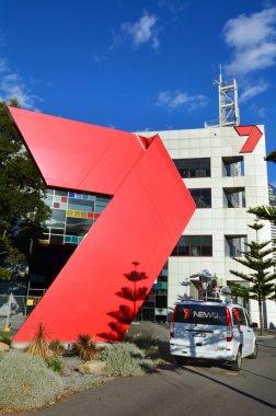 HSV TV station - Broadcast Centre Melbourne