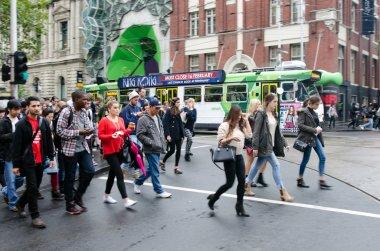 Melbourne - Street Scene