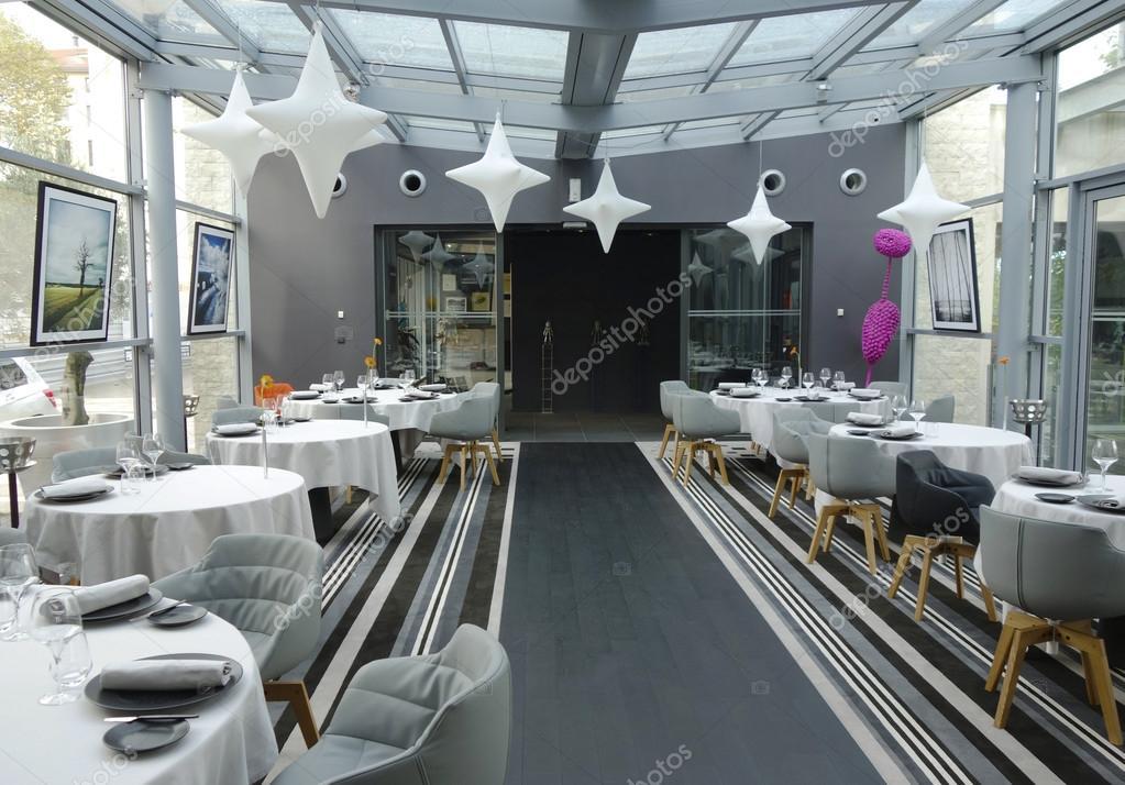 Tetedoie restaurant moderne interne decoratie in lyon