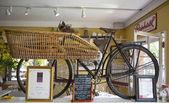 Innenraum des preisgekrönten Restaurant Bistro Jeanty in Yountville, Napa valley